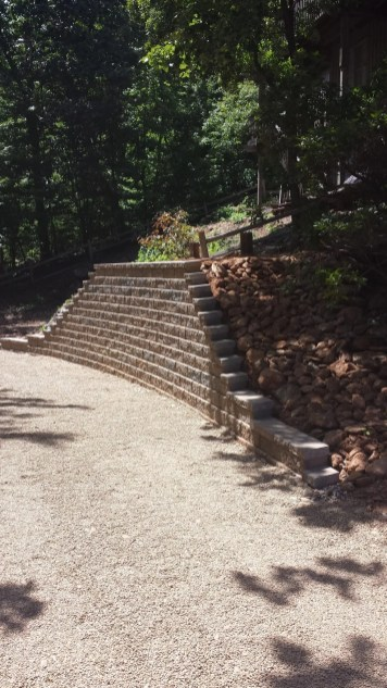 Bellinger Keystone Retaining Wall (23)