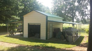 Long Foundation and Shed (14)