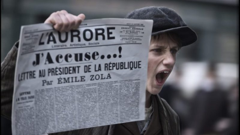 "Venezia 76: a ""J'accuse"" di Polanski il Green Drop Award 2019"