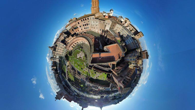 Nuovi tour virtuali dei Musei Civici di Roma