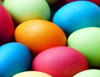 Eier färben – aber natürlich!