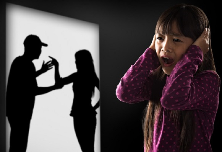 Symbolbild Der Kinder wegen zusammen bleiben© Bildagentur PantherMedia pat138241