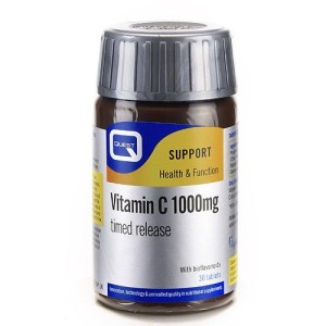 QUEST VITAMIN C 1000MG TIMED RELEASE TABS 30S