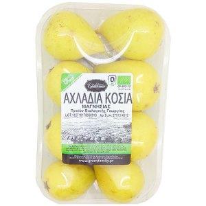Βιολογικά φρούτα - Αχλάδια Κόσια