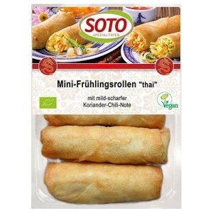 Βιολογικά τρόφιμα - Mini Spring Rolls