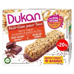 Δυσανεξίας/Vegan – DUKAN - Μπάρες