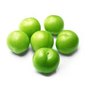 Βιολογικά φρούτα - Κορόμηλα