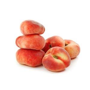 Βιολογικά φρούτα - Ροδάκινα πλακέ
