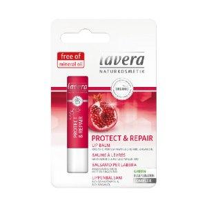 lip balm protect & repair της lavera
