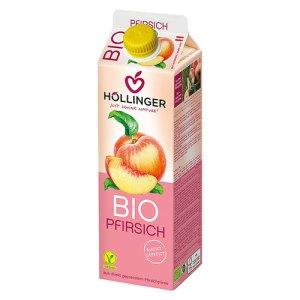 Βιολογικός χυμός ροδάκινο της HOLLINGER.