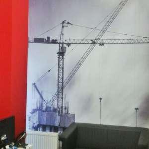 Wyklejanie powierzchni biurowych