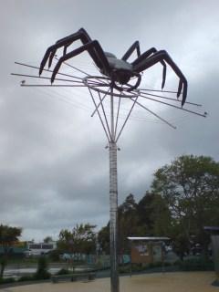 Avondale_Spider_Sculpture_Auckland