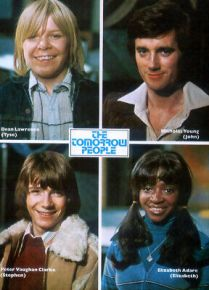 THE TOMORROW PEOPLE Poster Page . John Elizabeth Stephen Tyso. L76B - £6.99  | PicClick UK