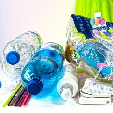 The 3 step plastic challenge