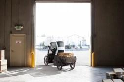 Modell Cargo. (Foto: Schaeffler Bio-Hybrid)