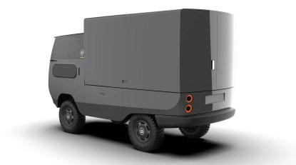 Auch als Transporter geeignet. (Foto: ElectricBrands)
