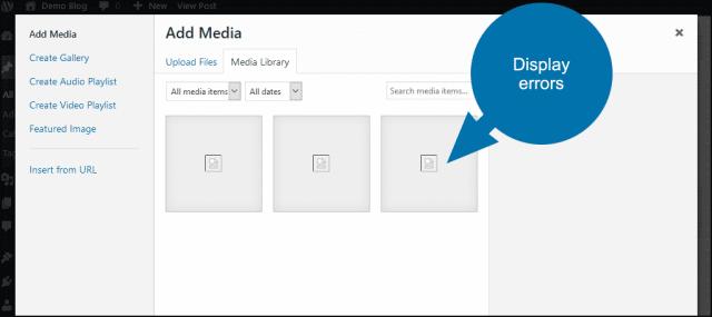 【已解决】WordPress媒体库无法显示图片上传不了图片