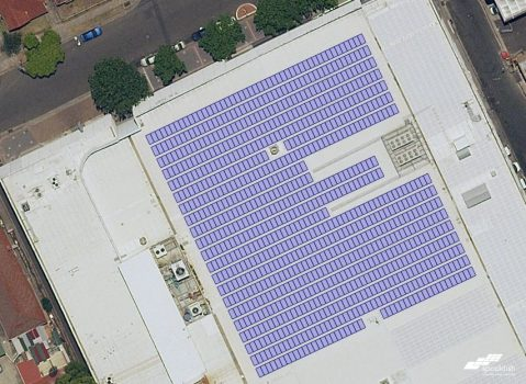Campsie Centre Solar Microgrid by The Green Guys Group