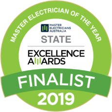 2019 Master Electricians NSW Excellence Awards - State Master Electrician of the Year Award - The Green Guys Group