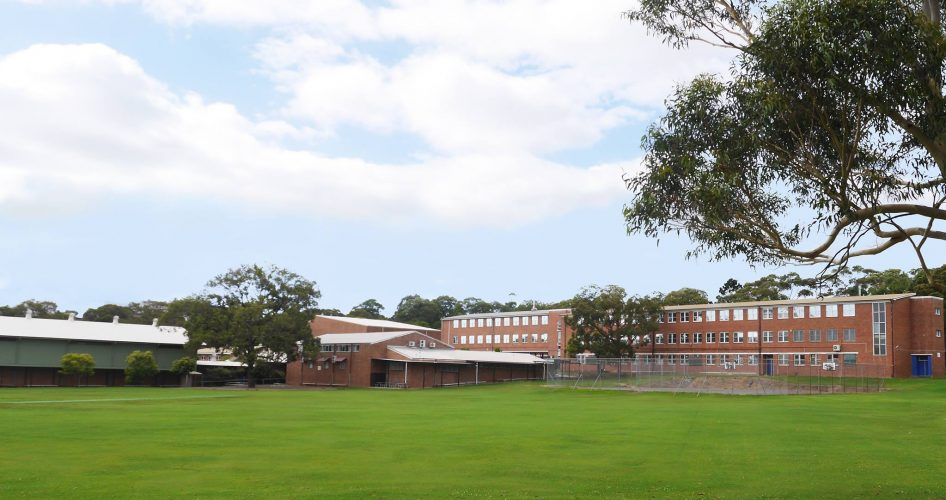 Port Hacking High School NSW Department of Education LED Lighting Upgrade by The Green Guys Group