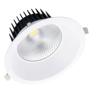 The Green Guys Group - LED Downlights - Ultra low-glare LED Circular COB Downlight