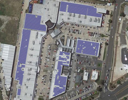 Greenway Wetherill Park Solar Microgrid by The Green Guys Group