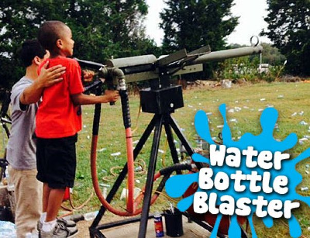 Water Bottle Blaster Virginia