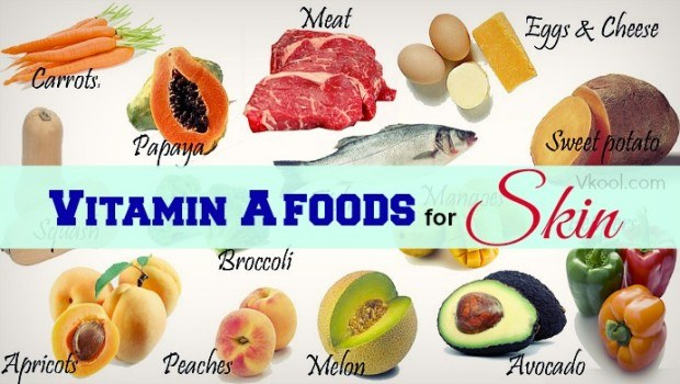 foods to eat for healthy and glowing skin