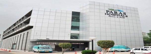 Paras Hospital Gurgaon