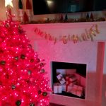 Our Pink Christmas Tree Green Hills Pediatric Dentistry