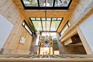 Moderne Holzhäuser Architektur moderne holzhaus idylle greenhome