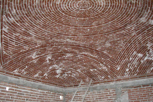 Brick Ceilings In Mexico Www Gradschoolfairs Com