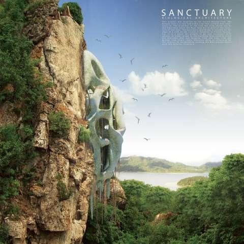 the sanctuary house