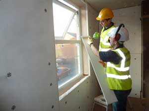 Internal Wall Insulation Green Home Systems