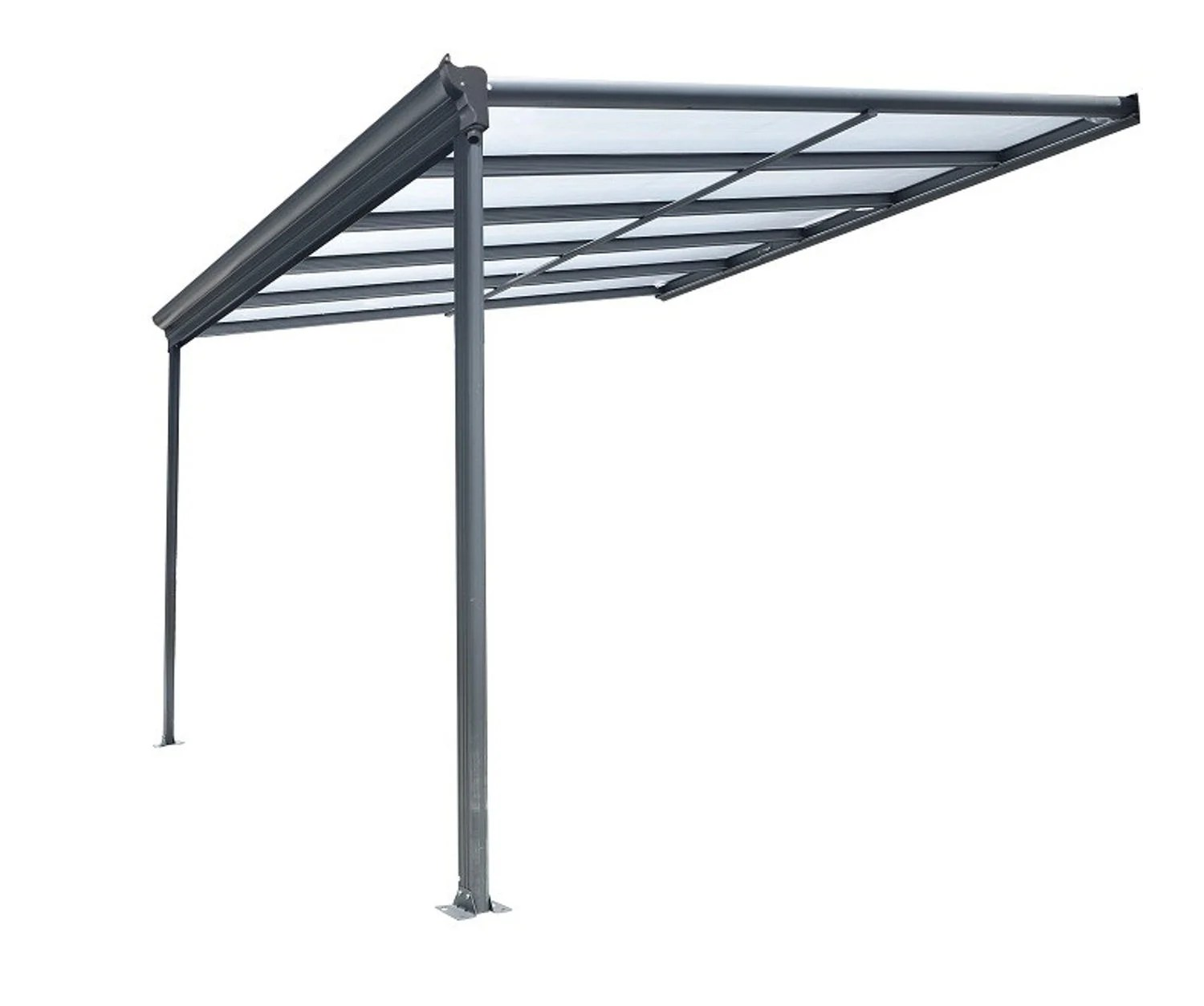 kingston 10x10 lean to patio cover greenhouse stores