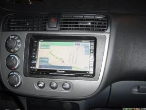 FS: Double Din Face plate Dash kit Civic 0305 Nice  HondaTech  Honda Forum Discussion