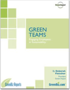 Green Teams: Engaging Employees in Sustainability