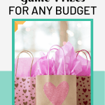 Bridal shower game prizes for any budget