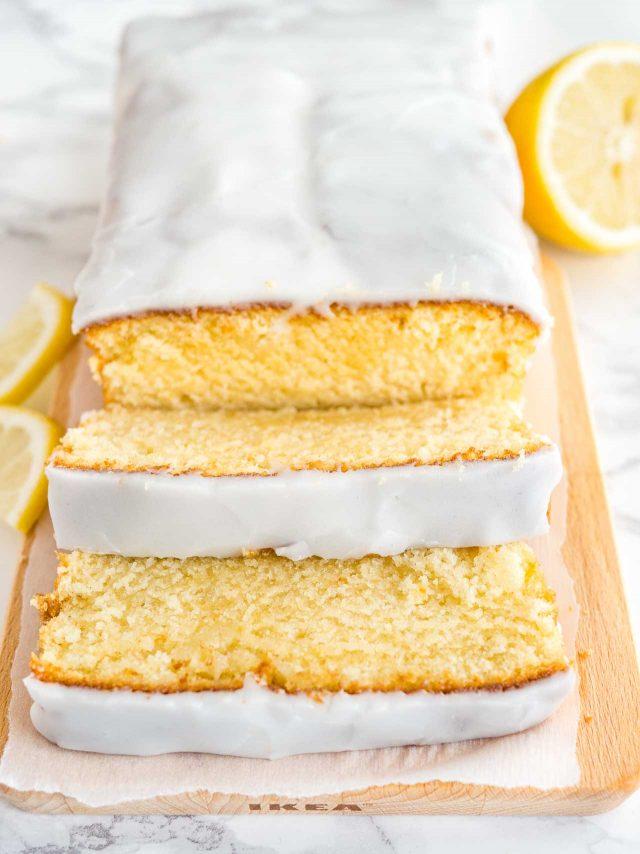 Moist lemon cake recipes