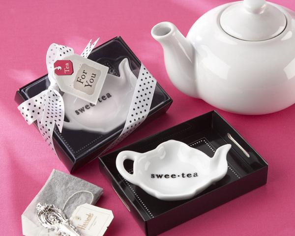 Tea party wedding shower theme