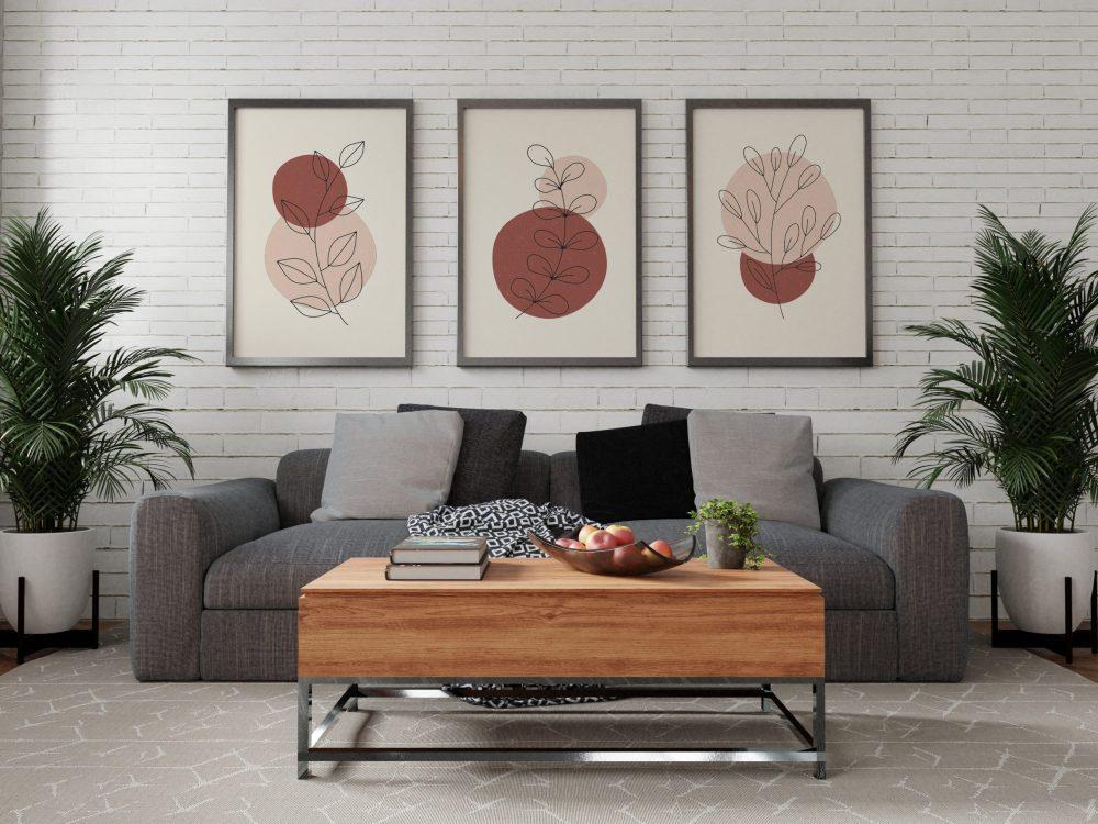Botanical Boho Art Prints