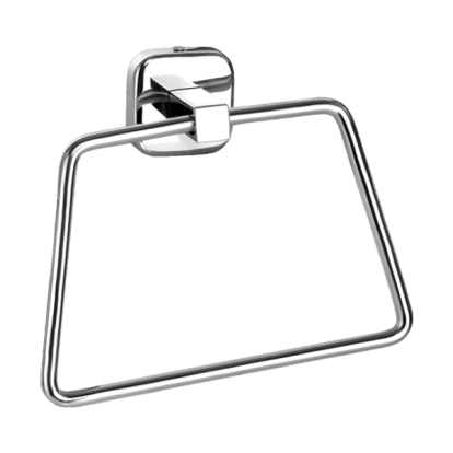 Towel Holder Ring Stainless Steel - The Green Interio