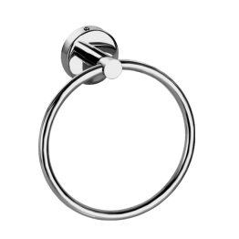 Stainless Steel Towel Ring - The Green Interio