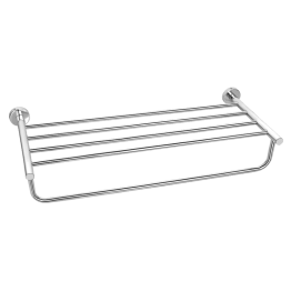 Towel Holder Rack sisko premium for holding towel and accessories - The Green Interio