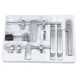 Stainless Steel Door Kit - Plus Point