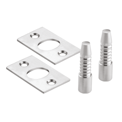 Stainless Steel Hinges Bolts innotec - The Green Interio