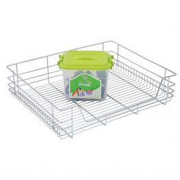 Stainless Steel Kitchen Cupboard TU Basket