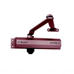 Motion Hydraulic Door Closer MI 100 Brown - The Green Interio