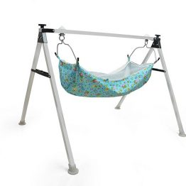 Stainless Steel Baby Cradle