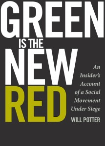 green is the new red book cover